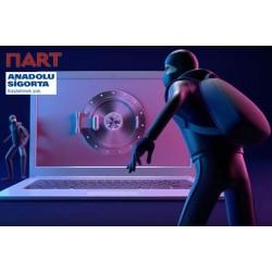 Anadolu Sigorta'dan İnternet Hizmetlerinde Koruma Altında Olmanızı Sağlayan Bireysel Siber Güvenlik Sigort